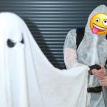 Die besten Last-Minute-Kostüme für Halloween