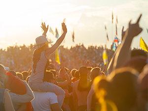 Festivals Verlinkung