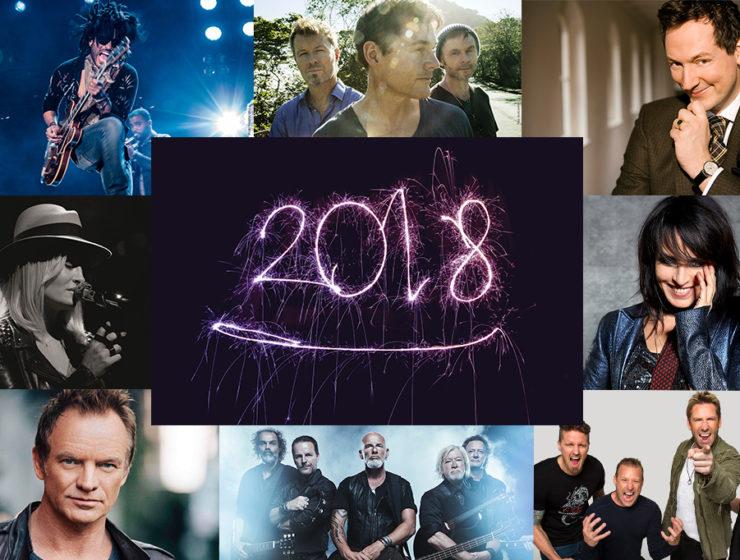Eventhighlights 2018