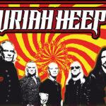 URIAH HEEP - Tour 2018