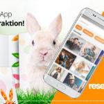 TicketApp-Osteraktion: Geschenkumschlag GRATIS!