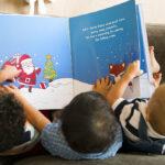 Eine moderne, lustige Weihnachtsgeschichte - Ja, es gibt einen Weihnachtsmann
