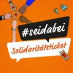 #seidabeiSoliTicket: Unterstütze die Eventbranche
