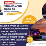 Strandkorb Open Air 2021: Das Line-Up